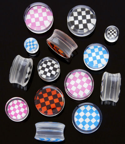 checker plugs